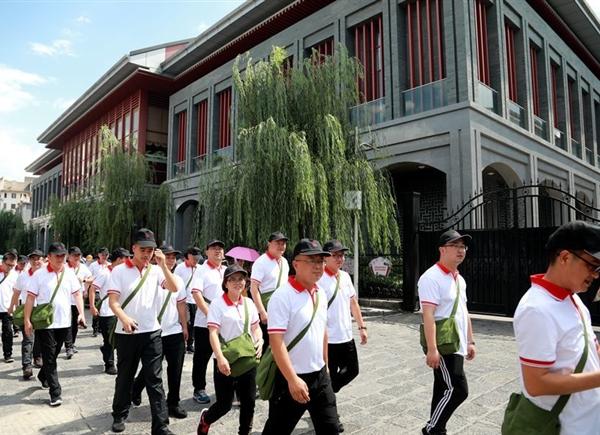 下一站红军总政治部营址