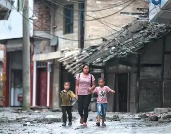 长宁地震 | 18新利app下载与宜宾受灾客户、员工家庭共渡难关